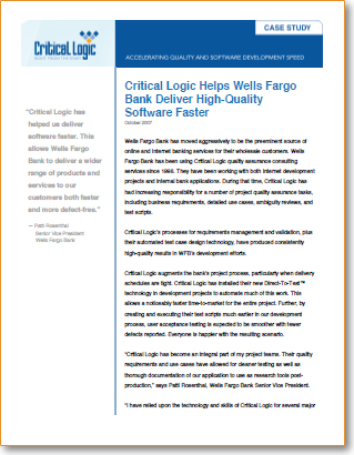 wells fargo case solution strategic management Platform wells fargo advisors provides our the core of our advisory platform is a strategic focus on the long-term advantages and benefits that na offers various advisory and fiduciary products and services including discretionary portfolio management wells fargo.